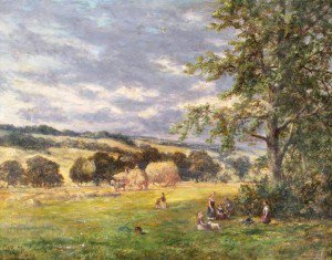 Discover Great Art from the art collection of Local Studies and Archives - Barnet