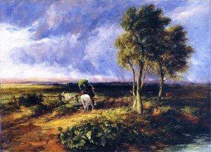 David Cox - Wind, Rain and Sunshine