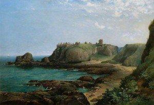 James Cassie - Dunnottar Castle, Kincardineshire