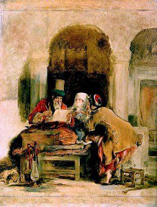 David Wilkie - The Turkish Letter Writer