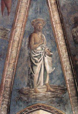 Andrea del Castagno - St John the Baptist