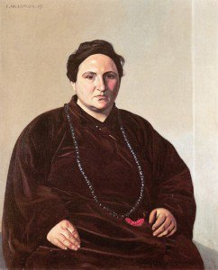 Felix Vallotton - Gertrude Stein