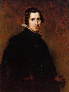 Diego Velázquez - Portrait of a Young Man