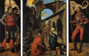 Albrecht Dürer - The Paumgartner Alterpiece