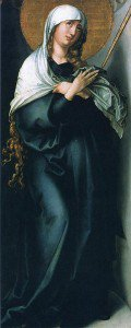 Albrecht Dürer - The Seven Sorrows of the Virgin: Mother of Sorrows