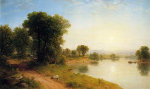Asher Brown Durand - Landscape