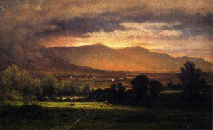 George Inness - Delaware Valley
