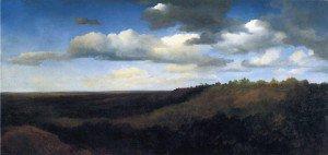 Charles-François Daubigny - Landscape in the Campagna