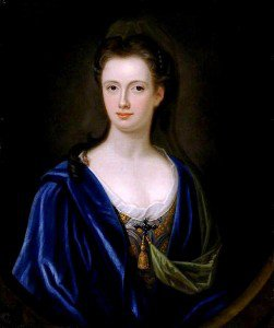Attributed to James Fellowes - Amy Clifford, Wife of Cuthbert Constable