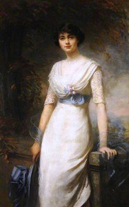 Frank Brooks - Gladys Consuelo Hanly, Wife of Brigadier Raleigh Chichester Constable