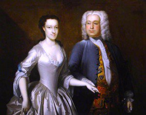 Richard van Bleeck - Cuthbert Tunstall, and His Second Wife Elizabeth Heneage