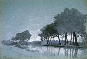 William Stanley Haseltine - Bruges