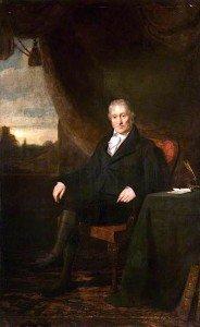 John Graham-Gilbert - James Dennistoun, Esq., of Golfhill