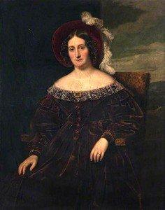 John Graham-Gilbert - Mrs Hugh Robertson of Gartloch