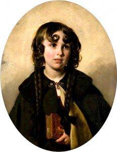 Philip Corbet - Going to Chapel: Edith Corbet