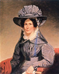 Chester Harding - Mrs. Daniel (Grace Fletcher) Webster