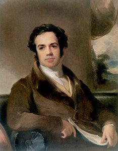 Thomas Sully - George Ticknor