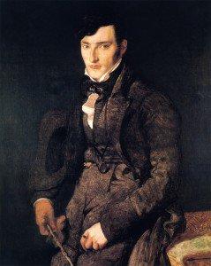 Jean-Auguste-Dominique Ingres - Jean-Pierre-François Gilibert