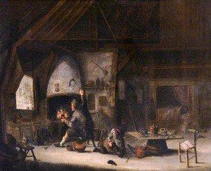 Cornelis Beelt - The Tinker's Shop