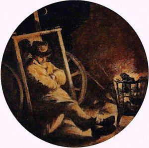 Godfrey Sykes - The Watchman