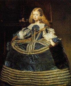 Diego Velázquez - Infanta Margarita