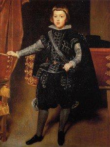 Diego Velázquez - Prince Baltasar Carlos