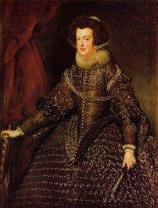 Diego Velázquez - Queen Isabel
