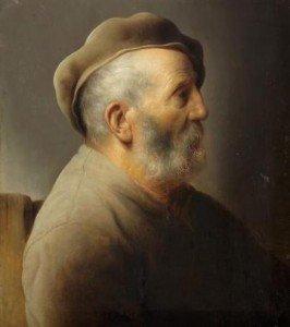 Jan Lievens - Portrait of an Old Man