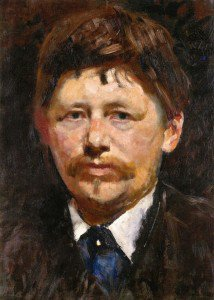 Edvard Munch - Andreas Singdahlsen