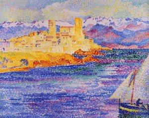 Henri-Edmond Cross - Antibes