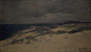 Karl-Pierre Daubigny - Bord de mer (Seashore)