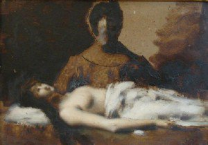 Jean-Jacques Henner - Atala