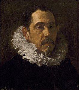Diego Velázquez - Portrait of Francisco Pacheco