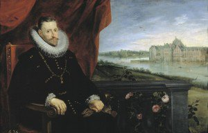 Jan Brueghel the Elder - Archduke Alberto de Austria