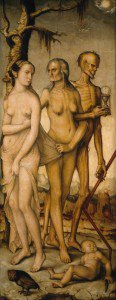 Hans Baldung - The Ages of Man and Death