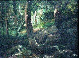 Antonio Parreiras - Forest