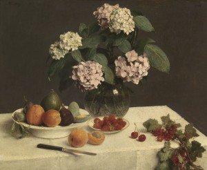 Henri Fantin-Latour - La Table Garnie