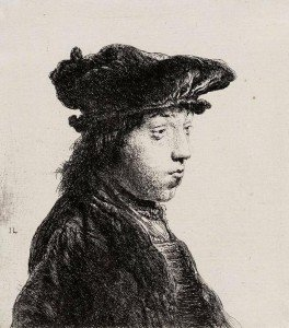 Jan Lievens - Young Man in a Cap