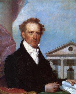 Gilbert Stuart - Josiah Quincy