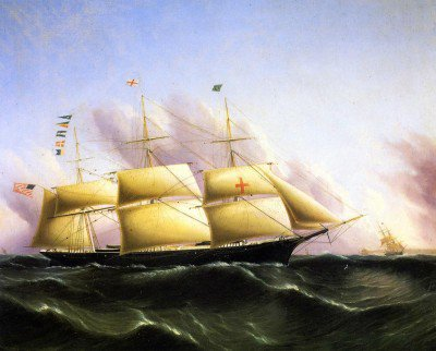 Buttersworth, James Edward - Ship 'Dreadnought'