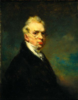 Chinnery, George - Self Portrait