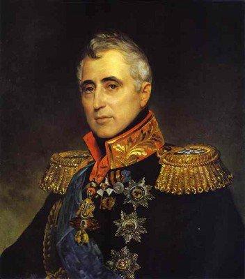 Brulloff, Karl - Portrait of Count C. A. Pozzo di Borgo