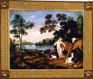 Edward Hicks - Peaceable Kingdom