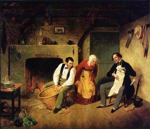 Francis William Edmonds - The Speculator