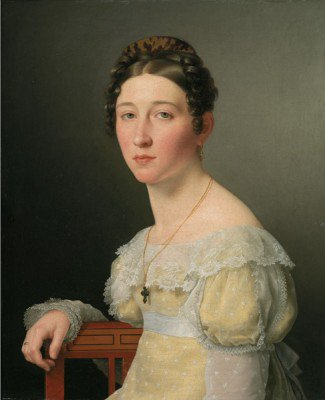 Eckersberg, C. W. - Emilie Henriette Massmann