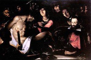 Jacques Bellange - The Lamentation of Christ