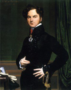 Jean-Auguste-Dominique Ingres - Amedee-David, the Marquis de Pastoret (1781-1857)