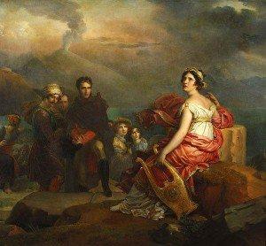 Adolphe-Joseph-Thomas Monticelli - Garden of Love