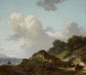 Jean-Honoré Fragonard - Le Rocher