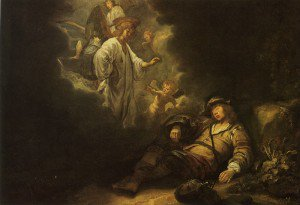 Gerbrand van den Eeckhout - Jacob's Dream